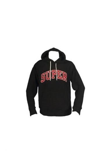 Superfly Superfly 21104 Erkek Polar Sweat Sıyah 101212110402 Siyah
